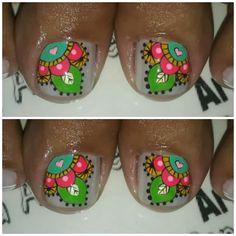 Toe Nail Designs, Toe Nails, Finger, Christmas Ornaments, Holiday Decor, Instagram, Toe Nail Art, Short Nails, Feet Nails