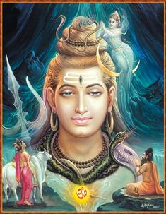 🌺 𝐎𝐦 𝐍𝐚𝐦𝐚𝐡 𝐒𝐡𝐢𝐯𝐚𝐲𝐚 Shiva Shambo, Shiva Parvati Images, Shiva Art, Krishna, Lord Shiva Names, Lord Shiva Pics, Lord Shiva Hd Images, Hanuman Photos, Tarot