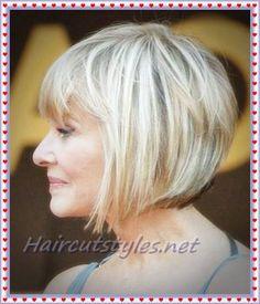 Short Hairstyles for Mature Women in 2018 - Haircut Styles . Cute Everyday Hairstyles, Short Hairstyles For Women, Haircuts For Men, Easy Hairstyles, 2018 Haircuts, Advanced Style, Short Blonde, Short Styles, Short Hair Cuts