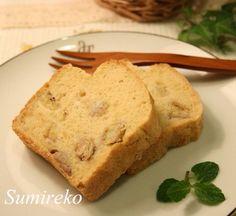 私のスイーツレシピの中で、とても人気のあるバナナケーキを米粉を使って作ってみました。 以前ご紹介したバナナケーキはびっくりするくらいフワフワでしっ…