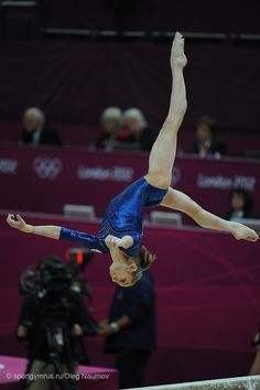 Viktoria Komova - All Around Silver