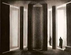 Resultado de imagem para Gordon Craig Hamlet 1911