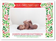 Tiny Print's stylish boy birth announcements can be customized on the front and back, enabling you to easily share every favorite photo and detail about your new little one. Birth Announcement Boy, Announcement Cards, Birth Announcements, Tiny Prints, Stylish Boys, Banner, Christmas Gifts, Kids Rugs, Joy