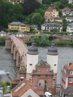Heidelberg, Germany. by Maiden11976