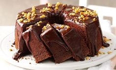 My family loves this chocolate chiffon cake. Our family makes lots of chiffon cakes and this chocolate cake by far is a Winner! Always moist and great chocolate … Food Cakes, Cupcake Cakes, Cupcakes, Chocolate Chiffon Cake, Cake Chocolate, Chocolate Sponge, Cake Recipes, Dessert Recipes, Vegetarian Bake