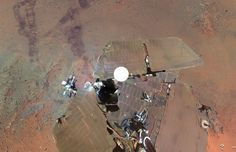Sensational Interactive Panorama will make you think you landed on Mars by Mashable.com mARS 6 972: