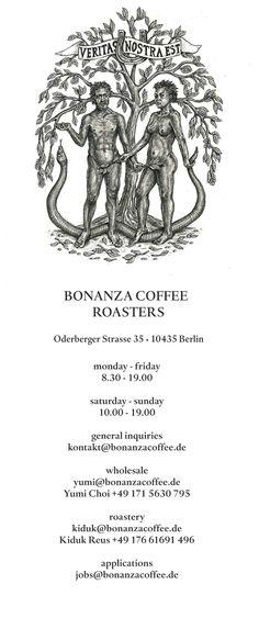 bonanza coffee, sehr lecker!
