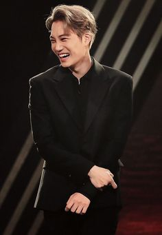 smiLE #JONGIN #EXO