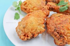The BEST Oven Fried Chicken that's so crispy you won't believe it's baked!