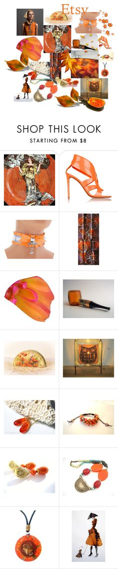 Etsy Beauties by anna-recycle on Polyvore featuring Nicholas Kirkwood, Shamballa Jewels, Avon, David Webb, modern, rustic and vintage