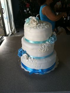 wedding cake blues