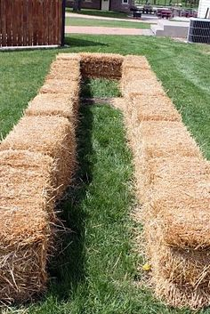 Looking for a new way to make your garden more productive? Try straw b…