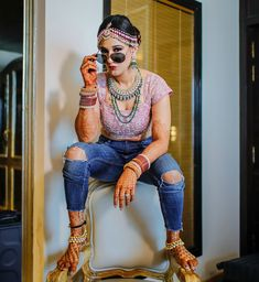 bridal photography poses 13 Best Photos of Super Cool Brides + Quirky Bridal Portrait Ideas! Indian Wedding Couple Photography, Indian Wedding Photos, Indian Bridal, Indian Wedding Bride, Wedding Shot, Wedding Favors, Bride Poses, Bridal Photoshoot, Girl Photography Poses
