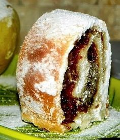 Romanian Food, Baked Potato, Sandwiches, Deserts, Food And Drink, Bread, Cooking, Breakfast, Ethnic Recipes