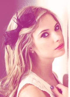Classy, gorgeous. Ashley Benson!