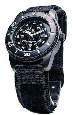 Smith & Wesson Commando Military Special Forces Black Men's Sport Watch