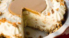 Peanut Butter Pretzel Pie Recipe