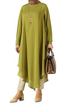 Abaya Style 740631101194684870 - tunik Source by zinah_talia_fadi Abaya Fashion, Muslim Fashion, Modest Fashion, Dress Fashion, Caftan Dress, Hijab Dress, African Attire, African Fashion Dresses, Chic Outfits
