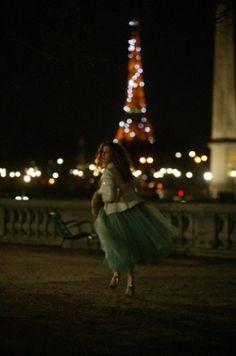 Carrie in Paris #SexAndTheCity