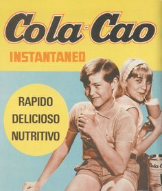 Cola-Cao 1975 #learnspanish