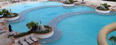 Caribe Resort in Orange Beach Al. Pools!