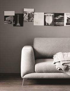 FORMAL LIVING ROOM: Fargo Sofa, Boconcept
