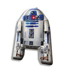 Cojín R2D2 robot Star Wars Guerra de las Galaxias