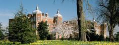 Hatfield House in Hertfordshire figures prominently in English History.