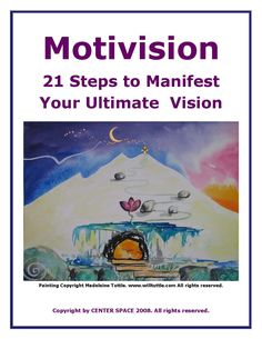 Steps In Manifesting Your Vision Organizations, Factors, Helping People, Clarity, Purpose, Organize, 21st, Spirituality, How To Apply