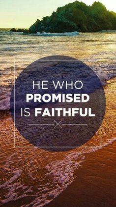 Thankyou God for your faithfulness!