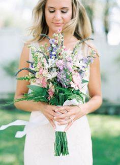 Spring Wedding Flowers in Season: Snapdragon   SouthBound Bride   http://www.southboundbride.com/flowers-in-season-spring   Credit: Kristen Wood/Rincon Flowers via Style Me Pretty