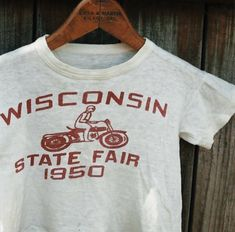 c40abf40 Wisconsin State Fair, Vintage Shirts, Vintage Outfits, Vintage Fashion,  Vintage Clothing,