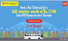 Book Bus Ticket and Win Gift Voucher Worth Rs. 1100  http://www.contestnews.in/book-bus-ticket-win-gift-voucher-worth-rs-1100/