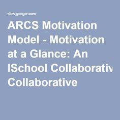 ARCS Motivation Model - Motivation at a Glance: An ISchool Collaborative