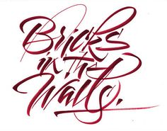 Luca Barcellona - Calligraphy & Lettering Arts | No legacy