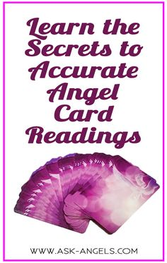 Learn the Secrets to Accurate Angel Card Readings! >>