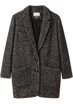 Étoile Isabel Marant Dulcie Herringbone Jacket