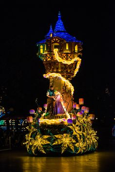Dreamlights: Disney's Best Night Parade