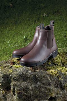 Dubarry Wicklow boot in mahogany - www.dubarry.com