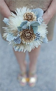 white blue winter