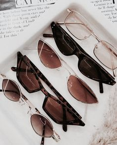 accessories aesthetic The Top Trending Sunglasses of 2020 Popular Sunglasses, Cute Sunglasses, Trending Sunglasses, Summer Sunglasses, Sunglasses Women, Vintage Sunglasses, Sunnies, Versace Sunglasses, Sunglasses Shop