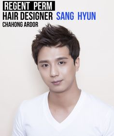 Regent perm #men #man #hair #beauty #cut #chahongardor