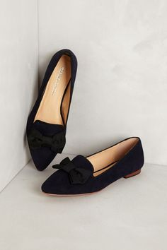 Tendance Chaussures 2017  2018   Bowtie Loafers anthropologie.com Tendance  Chaussures 2017, Chaussures 9d5bacc871f3