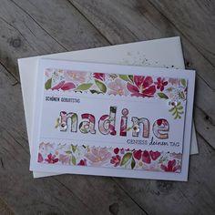 🌷Mädchenkarte🌷 ***WERBUNG*** Nicht nur Männerkarten gehen über mein Tisch! 😊 #margaswelt #stampinup #stampinupdemo #paperlove #papeteriaokolicznosciowa #papeteria #cards #cardmaking #cardslove #happybirthday #ilovescrapbooking #bastelnistmeinyoga #papierowecuda #mädchenkarte #fürmädchen #mädchenkram #dladziewczynki #forher #girlscard #blümchenliebe Happy Birthday, Stampinup, Man Card, Goodies, Advertising, World, Table, Flowers, Cards