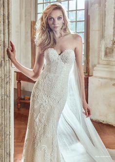 Vestido de novia Nicole Spose 2017 Modelo Niab17009.  #vestido #novia #nicole #spose #collection #2017 #moda #mujer #fashion #bridal #wedding #dressNiab17009
