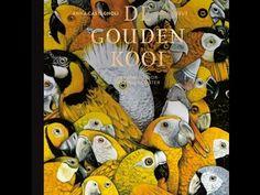 De Gouden Kooi Carll Cneut genomineerd voor Boekenpauw 2015