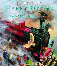 Harry Potter i Kamień Filozoficzny. Wydanie ilustrowane - Jim Kay (ilustr.) - swiatksiazki.pl