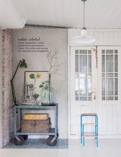 Casa de Valentina -COZINHA SHABBY CHIC