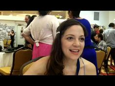 "LAMC 2013: Natalia Lafourcade talks about ""Azul"" - YouTube"