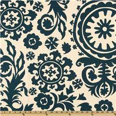 Premier Prints Suzani Titan/Birch